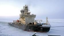 Rusya'ya, Türk tersanesinden buzkıran gemisi