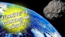Son dakika haberi: İzmir'e meteor düştü iddiası - Meteor nedir ve nasıl oluşur?