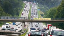 Almanya'da trafik durma noktasında!