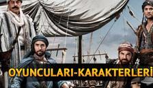 Barbaroslar Akdeniz'in Kılıcı oyuncuları ve karakterleri kimler? İşte Barbaroslar Akdeniz'in Kılıcı dizisi oyuncu kadrosu ve konusu