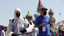 Rusya'da koronavirüs ölümleri rekor kırdı!