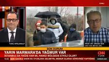 Yarın Marmara'da yağmur var