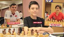 Satrançta gençler Avrupa ikincisi oldu