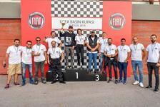 Bir Yarış Macerası: İkinci Egea Basın Kupası