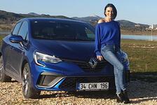 Yeni Clio'yu Kadınlar Çok Sevecek!