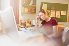 Sınav kaygısını kontrol edebilmek için 10 öneri