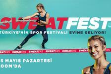 Spor Tutkunlarının Festivali Sweat Fest, Heyecanı Dijital Dünyaya Taşıyor