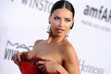 Adriana Lima'nın En İyi 10 Görünümü