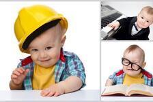 Bebeğinizin büyüyünce ne olacağını test edin!