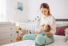 Bebeğim gerekli anne sütünü alıyor mu?