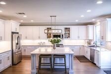 Mutfak Dolabı Modelleri - Beyaz, Siyah Ve Küçük Mutfak Dolabı Modelleri (2020)