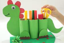 Dinozor kalemlik