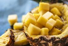 Ananas detoksu