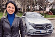 Mercedes-Benz EQC ile Tamamen Elektrikli SUV Deneyimi