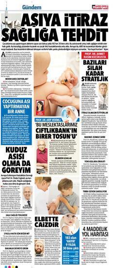 Cumhurbaşkanlığı'ndan 'aşı' çağrısı