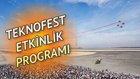 Teknofest program takvimi Teknofest giriş bileti için online kayıt nasıl yapılır