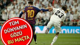 Barcelona Real Madrid maçı ne zaman