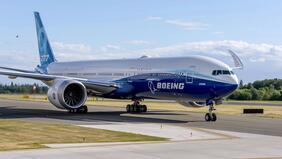 Boeing 777Xin ilk deneme uçuşu yapıldı