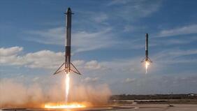 SpaceX, 60 internet uydusunu uzaya f?rlatt?