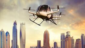 2050de yaklaşık 100 bin yolcu drone ile taşınacak