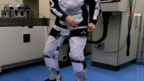 Japonların giyilebilir robotlarına büyük ilgi