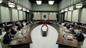 Kabine toplantısından çıkacak kararlar merak ediliyor