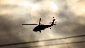 Helikopterde kırım nedir İşte yanıtı