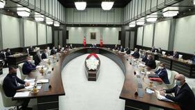 Kabine toplantısı ne zaman Gözler yeni kararlarda