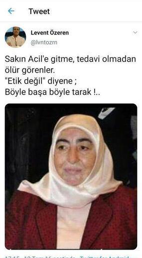 İYİ Parti'li Levent Özeren'den Semiha Yıldırım'a çirkin sözler