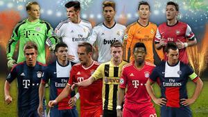 UEFA yılın 11de büyük sürpriz