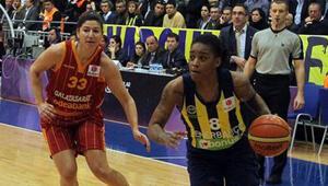Fenerbahçe 58-56 Galatasaray Odeabank