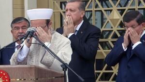 Erdoğan, Beştepe Millet Camii açılışında konuştu