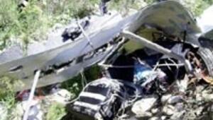 Sinopta insansız hava aracı düştü