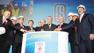 İtalyan Ferrero 95 milyon Euro yatırdı Nutella ve Kinder'i Manisa'da üretecek