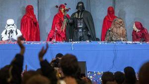 Ukraynada Darth Vader da cumhurbaşkanı adayı