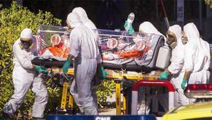 Ebola İspanyada