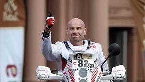 Polonyalı Michal Hernik Dakar Rallisinde hayatını kaybetti