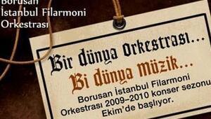 Filarmoni Orkestrası sezonu açıyor