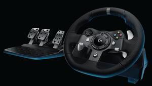 Xbox One ve PCye özel güç geri bildirimli direksiyon