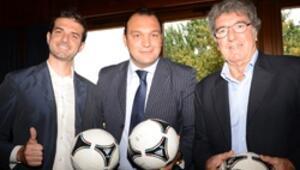 İtalyan spor adamlarına ödülleri verildi