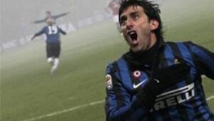 Milano derbisinde kazanan Inter
