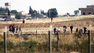 Suriye'de Kürt kuşağı