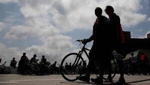 10 bin bisikletli Boğazdan geçti