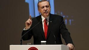 Erdoğan: Eyy Avrupa Birliği, askeri arşivlerimizi de açmaya hazırız