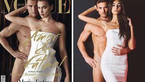 Best Modelın iki şampiyonu: Soyunmak yarışmaktan zor