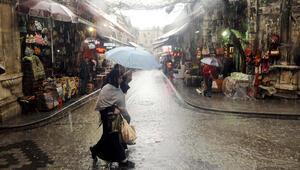 23 Nisanda hava durumu nasıl olacak Meteoroloji açıkladı...