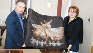 Kazan'da etnoğrafik çalışma