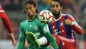 Bayern yine puan kaybetti