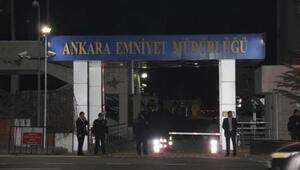 Ankara Emniyeti'nde gece yarısı operasyonu