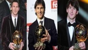 İşte yılın futbolcuları